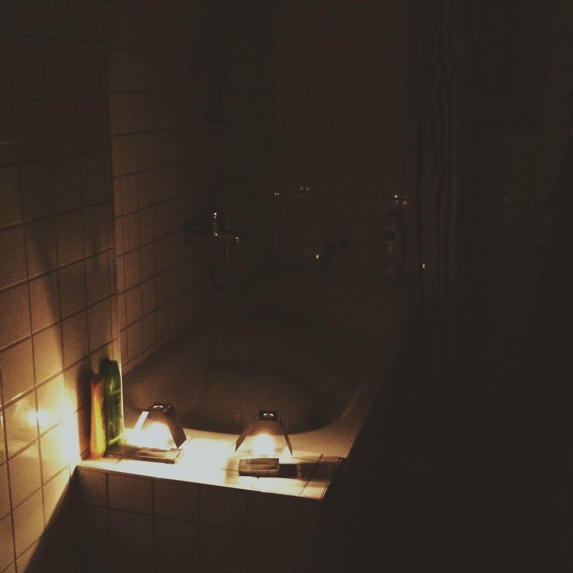 Foto Vasca Da Bagno Con Candele.The Perfect Night In The Recipe From Bari With Love