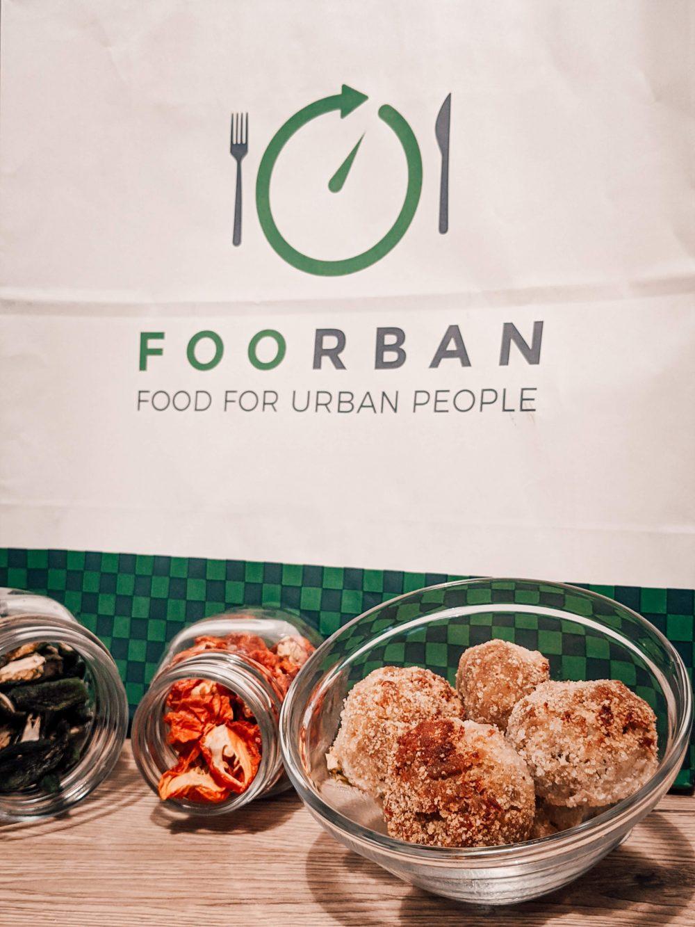 Foorban & Food for Soul
